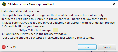 AllDebrid: Download all the tools for Alldebrid